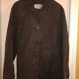 Wilson leather jacket M. Julian